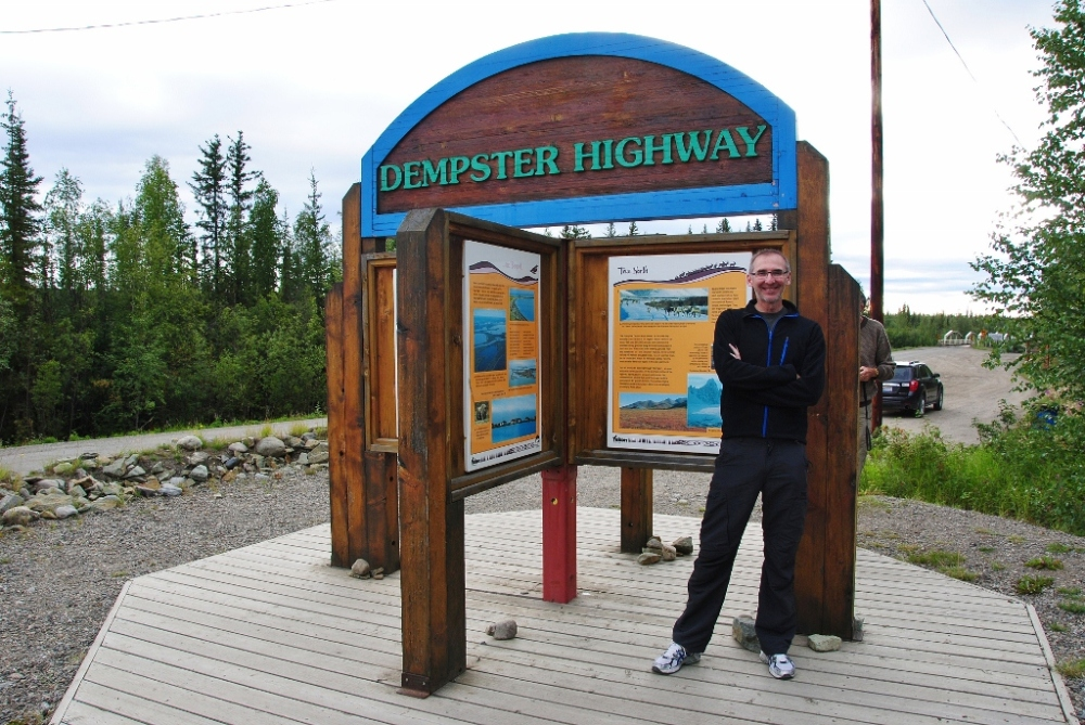 Inuvik or bust (aka Driving the Dempster) (2/6)