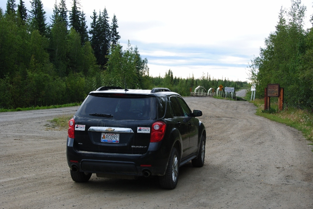Inuvik or bust (aka Driving the Dempster) (3/6)