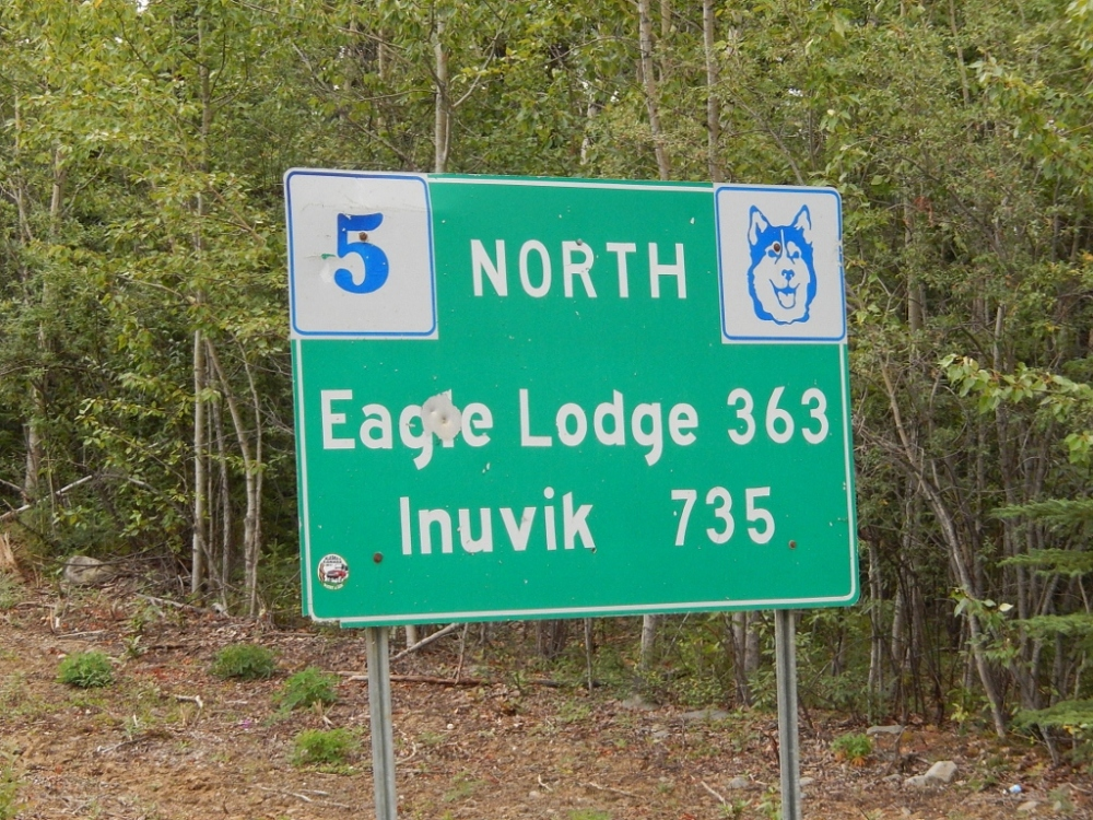Inuvik or bust (aka Driving the Dempster) (4/6)