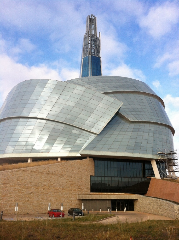Canadian Museum for Human Rights (1/6)